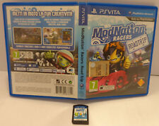 Console Game Sony Playstation PSVita PAL ITALIANO - ModNation Racers Road Trip -