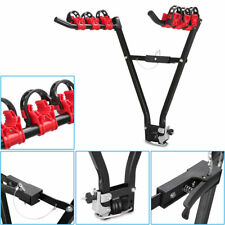 H-DUTY 3 Tow bar Bike Rear Mount Cycle Bicycle Carrier Car Rack Tow Bar Tow ball