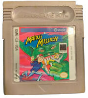 Maru's Mission (Nintendo Gameboy GB) Cart Only Tested Works!  Genuine Authentic