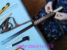 "20"" Steel Sashigane Tsukamaki Ito Wrapping - Japanese Katana Wakizashi Tanto"