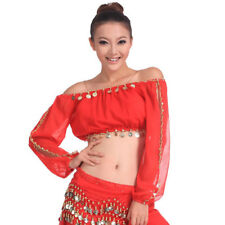 C91600 danza del vientre danza del vientre traje tapa tapa en 12 colores