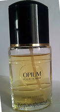OPIUM POUR HOMME Yves Saint Laurent YSL 30ml 1oz After Shave Lotion 90% Full