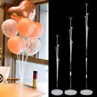 Balloon Arch Column Stand Base Pole Kit Baby Shower Birthday Wedding Party Decor