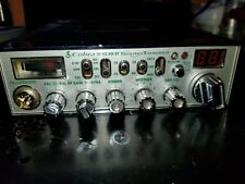 Cobra 29 WX NW ST 40 CHANNEL CB RADIO Works great...