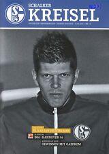 Schalker Kreisel + 31.01.2015 + FC Schalke 04 vs. Hannover 96 + Programm +