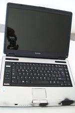 notebook TOSHIBA SATELLITE A100-955 USATO NON FUNZIONANTE-PEZZI RICAMBIO