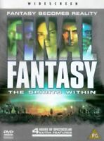 , Final Fantasy: The Spirits Within [DVD] [2002], Very Good, DVD