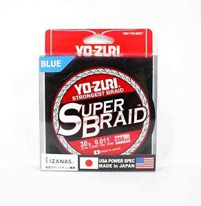Yo Zuri Duel P.E Line Super Braid 300YDS 30Lbs (0.28mm) Blue R1267-B (1330)