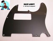 Black Tele P-90 Pickguard 3-ply fits USA & MIM for Telecaster Fender