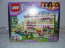 Lego Friends Olivia's House Set 3315, New In Sealed Box, Retired