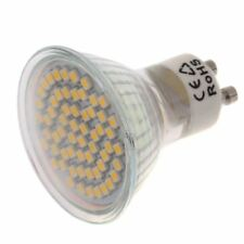 3W 60 LED 2835 SMD GU10 Sportlight Birne 220V Lamp Light Cup Warmweiss Energiesp