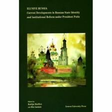 Elusive Russia: Current Developments in Russian State I - Paperback NEW Malfliet