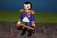 NAPOLEON BONAPARTE   L´EMPEREUR  Blau  Custom       Playmobil    # 2