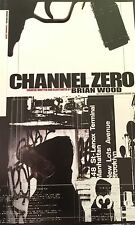 Channel Zero softcover TPB Brian Wood Free Shipping