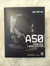 New Astro Gaming A50 Wireless Gaming Headset with Base Station for PS4 & PC