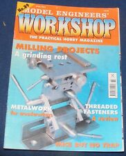 MODEL ENGINEERS WORKSHOP NO.89 APRIL 2003 - MILLING PROJECTS