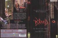 The Breed La Razza Del Male DVD Nuovo Sigillato Versione Noleggio Wes Craven