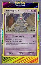 🌈Teraclope - DP07:Tempête - 34/100- Carte Pokemon Neuve Française