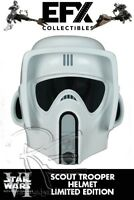 eFX Collectibles Star Wars Episode VI: Return of the Jedi Scout Trooper Helmet
