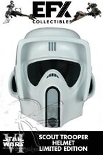 eFX Collectibles Star Wars Episode VI: Return of the Jedi Scout Trooper Helmet