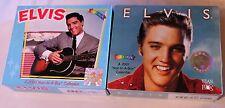 Nib 2 Elvis Presley Year In A Box Calendar 2001 2005