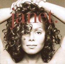 JANET JACKSON - Janet - 1997 28 Track CD Album