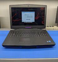 Alienware 18 Laptop, i7-4810MQ, Dual GTX 860M, 256GB SSD + 1TB HDD, 16GB RAM
