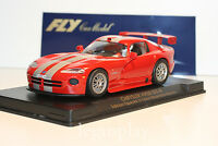Slot car SCX Scalextric Fly E81 Viper GTS-R Ed Special IV Salón Modelismo Madrid