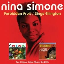 Nina Simone Forbidden Fruit/Sings Ellington 2-CD+Bonus Tracks NEW SEALED