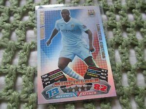 Match Attax ataque 2011//12 11//12 LE3 Brede Hangeland Edición Limitada Tarjeta