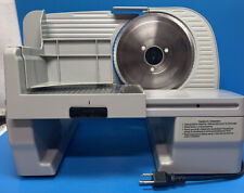 Chef'S Choice Electric Food Slicer Model # 609