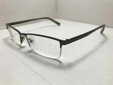 Designer Eyeglasses FRAMES Half Rimless Brown 52[]16 145