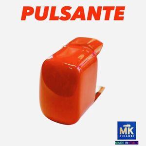 PULSANTE FRENO A MANO ALFA ROMEO 147 GT 156 ROSSO LUCIDO