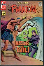 PHANTOM  54  FN/VF/7.0 - Master of Evil!
