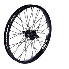 Colony BMX Pintour Cassette RHD Rear Wheel - Black/Black