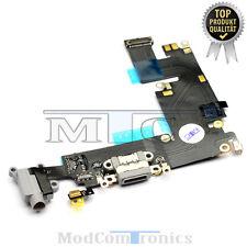 iPhone 6 Plus Ladebuchse Dock Connector Microfon Antenne Flex grau NEU140
