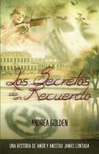 Los Secretos de un Recuerdo by Andrea Golden (2016, Paperback)