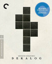 The Decalogue (Criterion Collection 4-Blu-ray disc set)