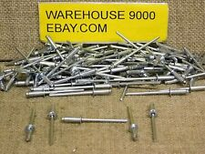 100 Steel Rivets Auveco #5753 Similar to : POP - SD44BS & Marson - SB4-4