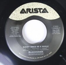 Country Unplayed 45 Blackhawk - Every Once In A While / One More Heartache On Ar