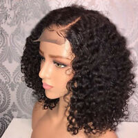 Real Malaysian Human Hair Wig Pre Plucked 360 Lace Frontal Straight Wavy Hair Mq
