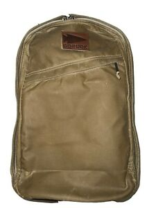 BNWT Goruck Heritage GR1 26L Waxed Canvas Field Tan Special Edition OOS