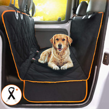 Doggie World Dog Car Seat Cover - Xl Cars Trucks and Suvs Luxury Full Protect…