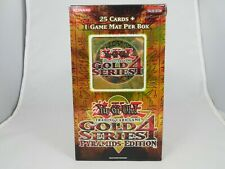 Yugioh Gold Series 4 Pyramids Edition Box New Factory Sealed