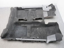 6r6863367h Original intérieur Tapis avec revêtements (Noir) VW POLO 6R 6C