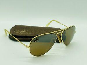 Ray Ban B&L USA Rare Masterpiece Elite B15 TGM 58mm Aviator Sunglasses