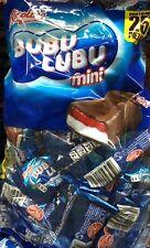 RICOLINO BUBU LUBU MINI STRAWBERRY AND MARSHMALLOWS FILLING WITH CHOCOLATE COVER