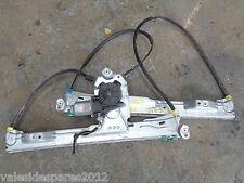 RENAULT Clio MK3 2011 3dr P / S LATO PASSEGGERO Finestrino Elettrico Meccanismo Motore