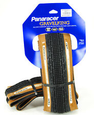 2-PACK Panaracer GravelKing SK 700x 38 TLC Tubeless Bike Tire Gravel King, PAIR