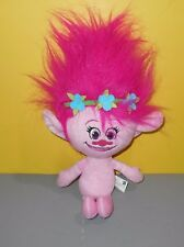 Hasbro DreamWorks Trolls Poppy Poppie Talking Plush Doll Troll Movie 14""